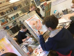 Easter Kids Club @ Lindfield Art Studio