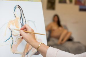 Adult Life Drawing Session @ Lindfield Primary Academy